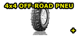 Kvalitn� 4x4 off-road pneu a protektory, AT, MT i silni�n�.