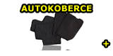 Kvalitní gumové - pryžové autokoberce od pěti evropských výrobců, typové i univerzální. Gumové vaničky do interiéru a textilní autokoberce.